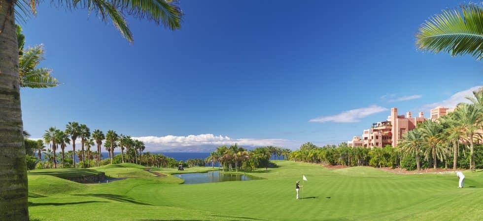 L'Espagne, une destination populaire par les amateurs de golf