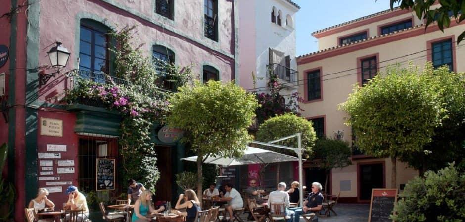 Petits coins de charme d'une Marbella moins connue