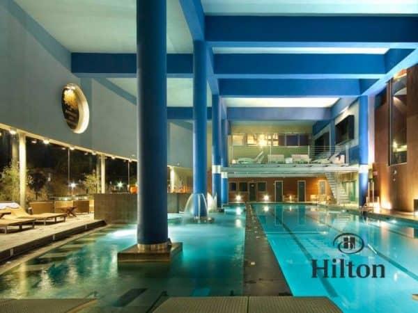 Le Spa de l'hôtel Hilton