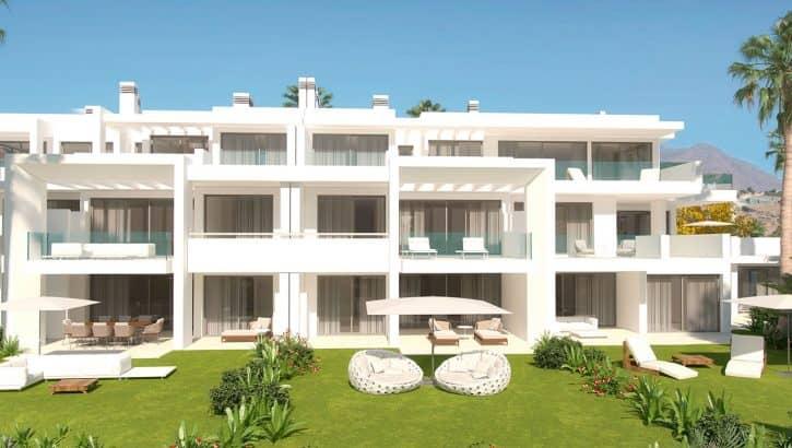 PROMOTION – ALCAZABA – Casares – à partir de 239'000 €