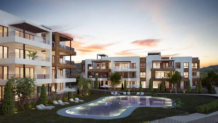 PROMOTION – Middle Views- FUENGIROLA – à partir de 295'000 €
