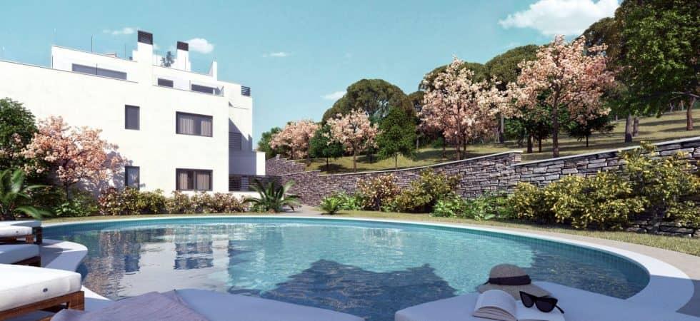 PROMOTION – Cañada Homes- Marbella – à partir de 275'000 €