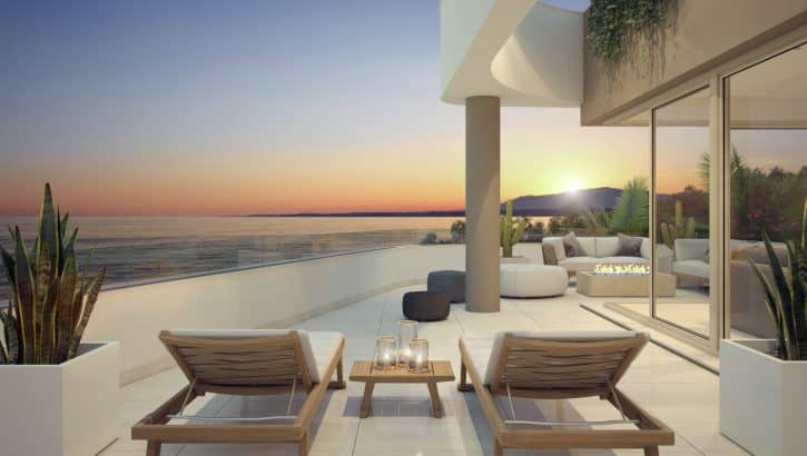 PROMOTION – ARIA by the beach -MIJAS – à partir de 429'000 €