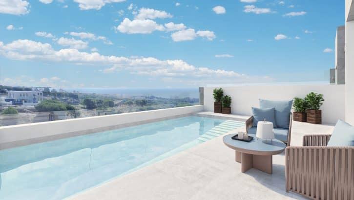 PROMOTION – THE CAPE- CABOPINO- à partir de 650'000 €